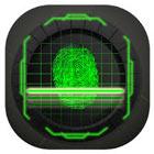 Ekran blokady biometrycznej Prank