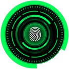 Scherzo schermata di blocco delle impronte digitali gratuito