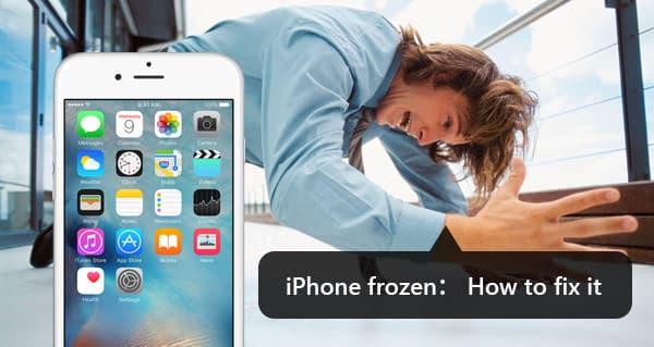 Fix a Frozen iPhone