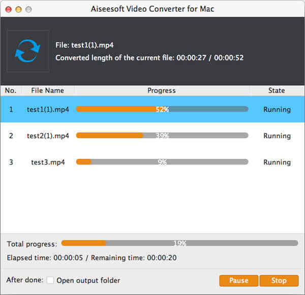 Converti WMV in MP4