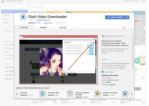 TOP 8 Best FLV Downloader to Download FLV Videos Freely