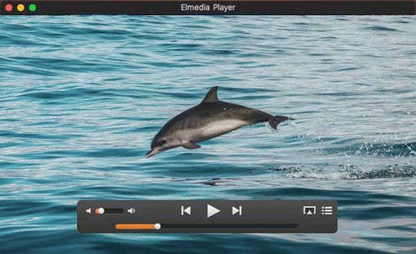 Elmedia SWF FLV Player