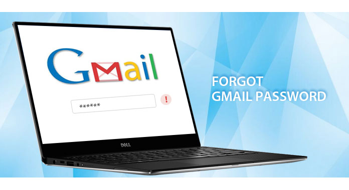 Hai dimenticato la password di Gmail