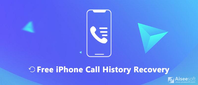 Recupero storico chiamate iPhone gratuito