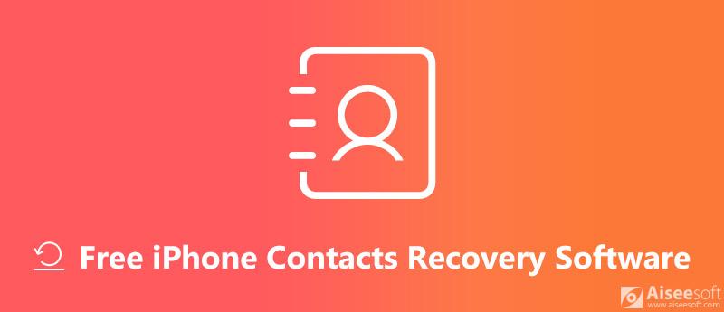 Recupero contatti iPhone gratuito