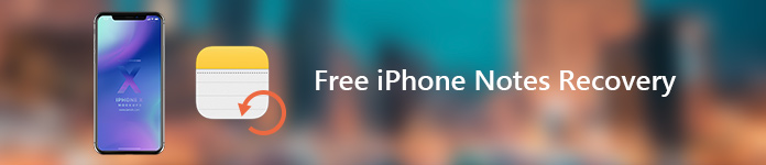 Free iPhone Notes Recovery