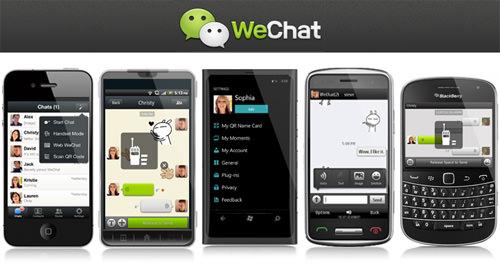 Wechat Messenger