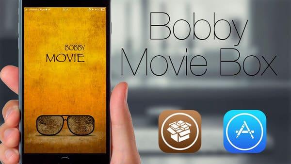 Scatola di film di Bobby