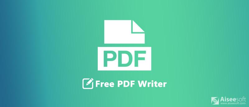 Δωρεάν PDF Writer