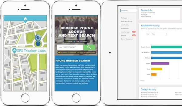 Online GPS Tracker και Αναζήτηση αριθμών