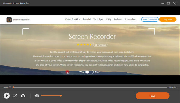 The Best 10 Free Screen Recorders