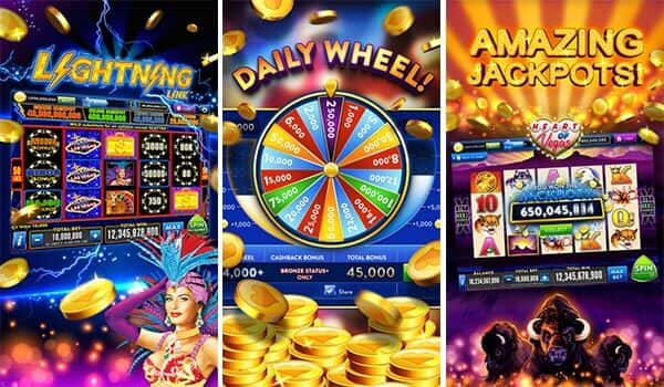 Καρδιά του Καζίνο Κουλοχέρηδων Vegas