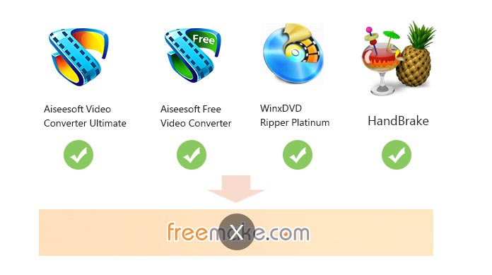 Freemake Video Converter Alternatives
