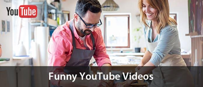 Scarica video divertenti su YouTube