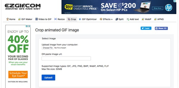 Gif cropper crop an animated gif online offline ezgif negle Images