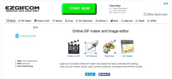 Gif editor animate videos or images to gifs for free if you need to edit gif files with basic features only then you can choose both online gif editor programs and video to gif converter negle Images