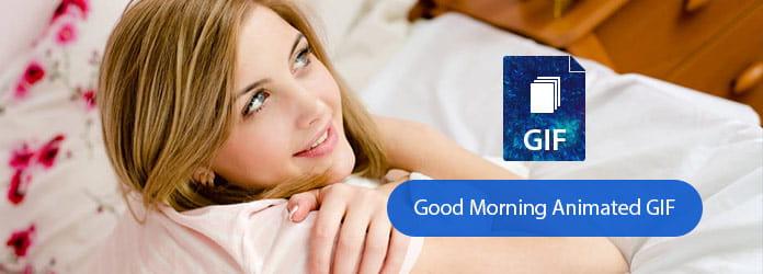 Buongiorno GIF animate