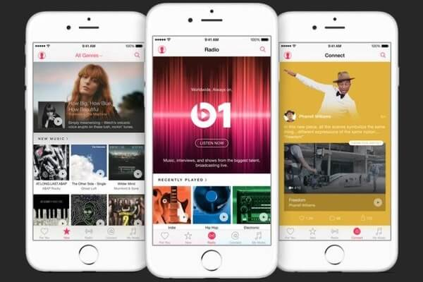 apps to listen to music offline free iphone without paying