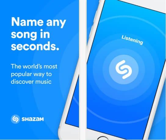 Shazam的
