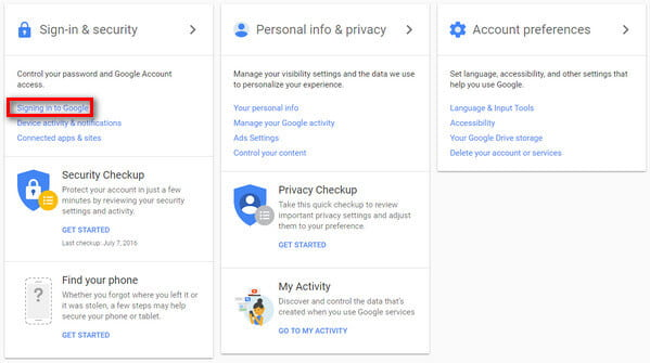Hands-on Solutions to Recover Gmail Password and Account