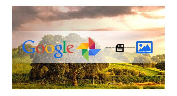 Kopia zapasowa Zdjęć Google