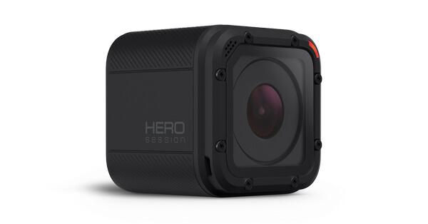 Συνεδρία ήρωας GoPro