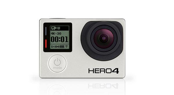 GoPro Hero4 Μαύρο