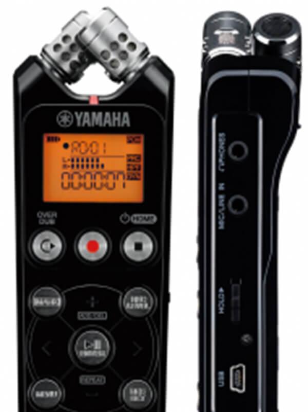 Przenośny rejestrator Yamaha