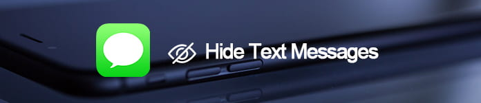 Hidden text app android