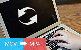 Convert MOV to MP4 on Mac and Windows