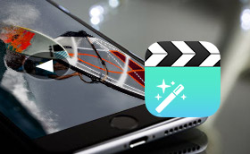 Edit a Video/Videos on iPhone