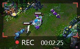 Record League of Legends Gameplay