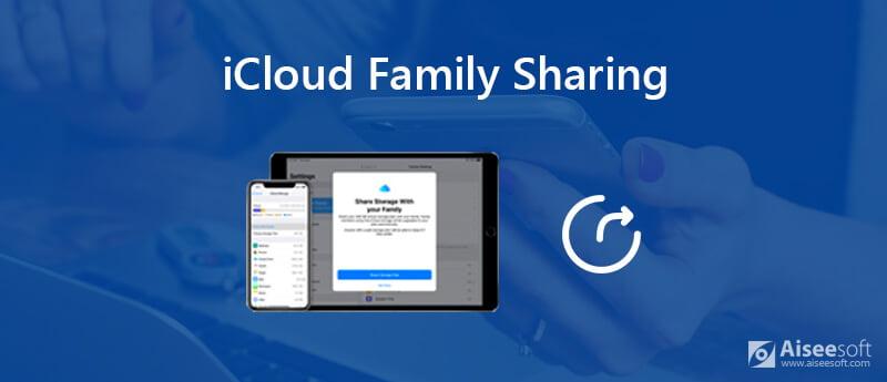 iCloud Family Sharing