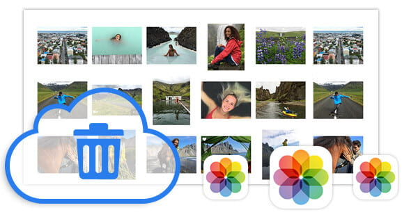 How to Delete Photos from iCloud Photo Library