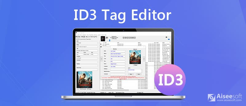 ID3 Tag Editor Software