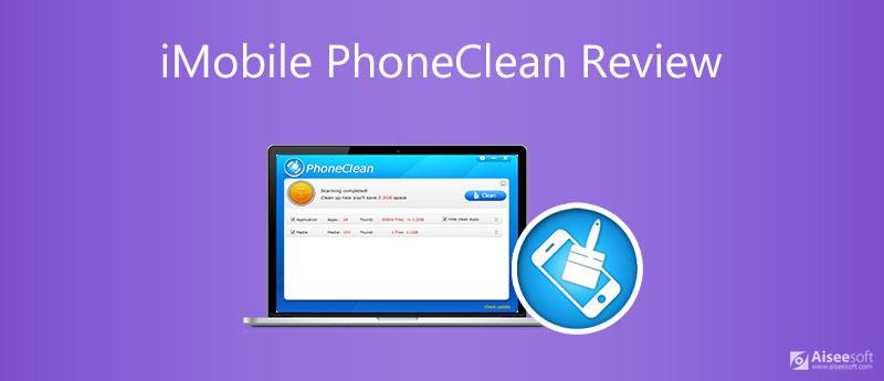 Recenze iMobie PhoneClean