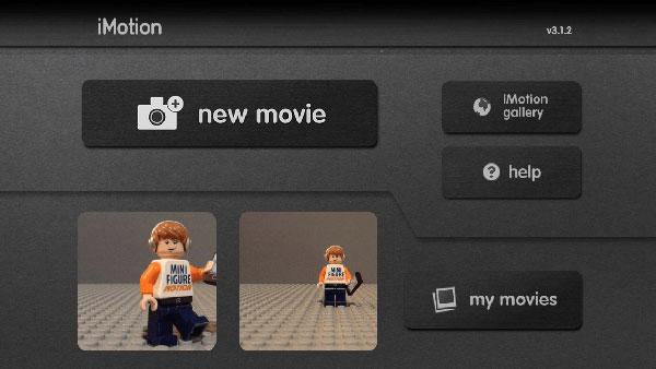 iMotion-interface