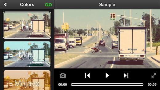 Videon-interface