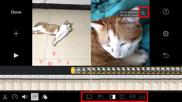 Προσαρμόστε το iPad iPad διαχωρισμού οθόνης