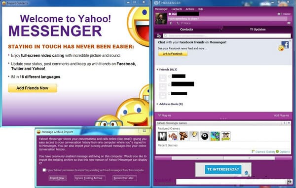 Yahoo Messenger Chat Rooms Download Free