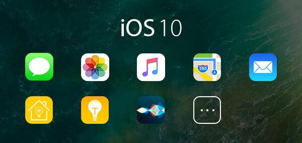 10 iOS Ενημέρωση