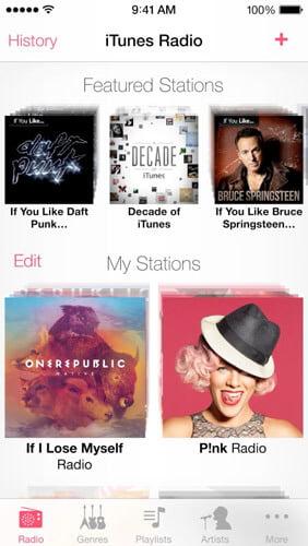 Radio iTunes