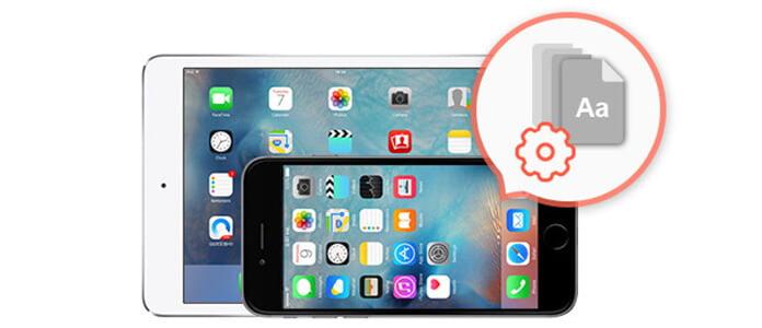 Come cambiare carattere su iPhone