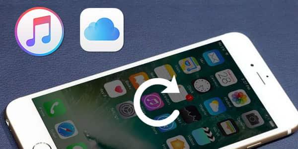 Místo zálohování iPhone