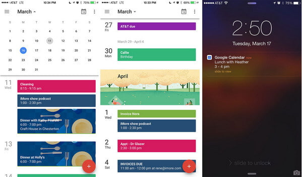 Best Free Paid Calendar Apps For Iphone In 2018