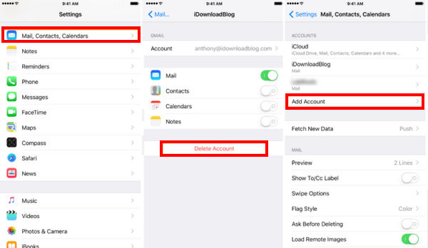 Cannot Get Mail – The Connection to The Server Failed? Here is the Fix