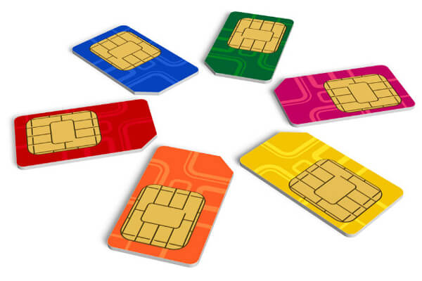 Try Another SIM Card