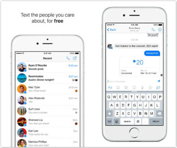 Free Message App For Iphone