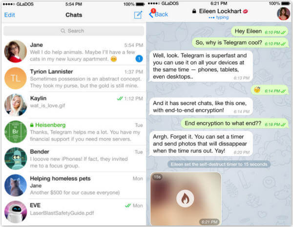 Texting Apps – Best and Free iPhone Messaging Apps