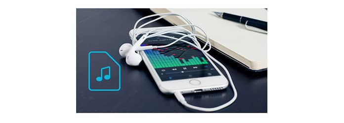 Odtwarzacz audio na iPhone'a